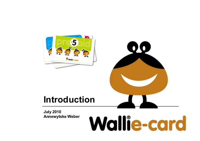 Wallie-card and exit Paysafe Group